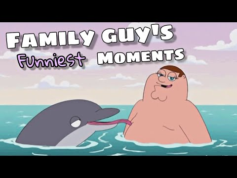 Family Guys Funniest Moments Try Not To Laugh Challenge! [HARD]