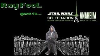Star Wars Celebration VII Anaheim 2015 - Stuff, things - 4 days on the floor