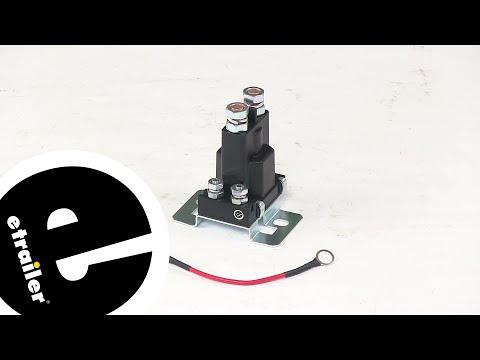 Etrailer   Review Of SAM Snow Plow Parts - Snow Plow Replacement Parts - 3371306400