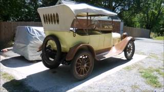 1916 Dodge Brothers Touring - Running Smooth