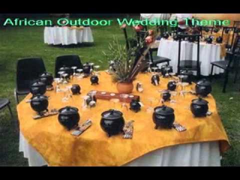 African Wedding Themes Youtube