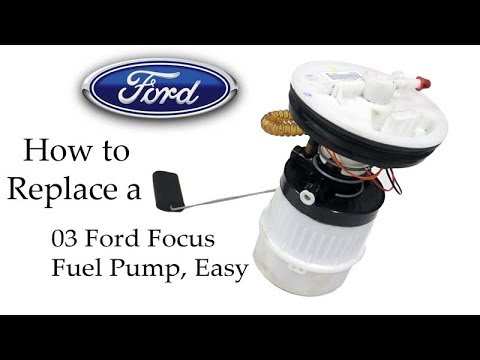 Ford Focus Fuel Pump