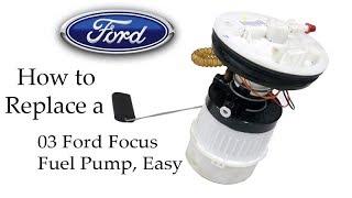 Ford Focus Fuel Pump