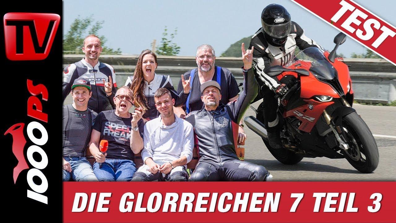 Download BMW S1000RR 2019 Test - Mit Top Beschleunigung und deutscher Präzision auf der Landstraße! Teil  4/8