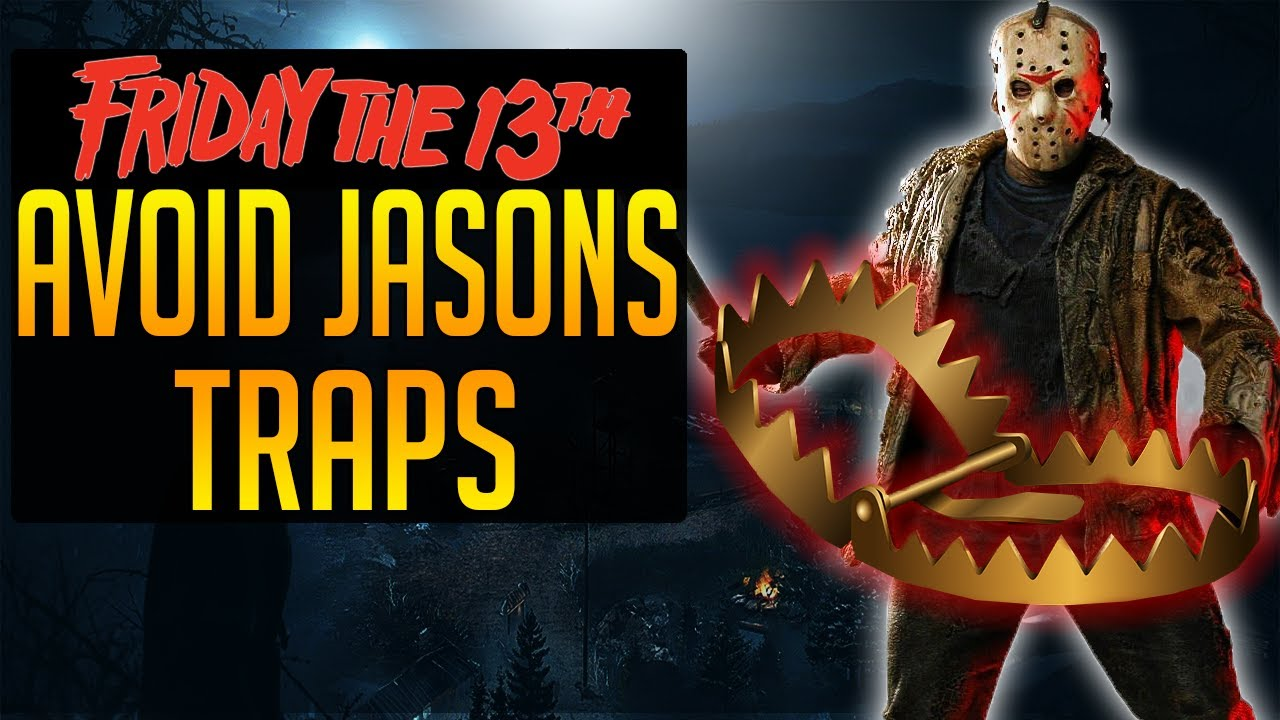 maxresdefault how to avoid jason traps in friday the 13th the game repair fuse  at nearapp.co
