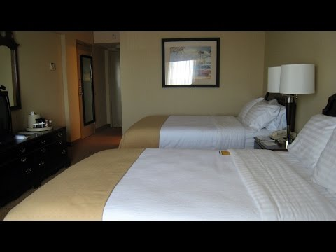 Holiday Inn Hotel Fishermans Wharf San Francisco - Room Tour