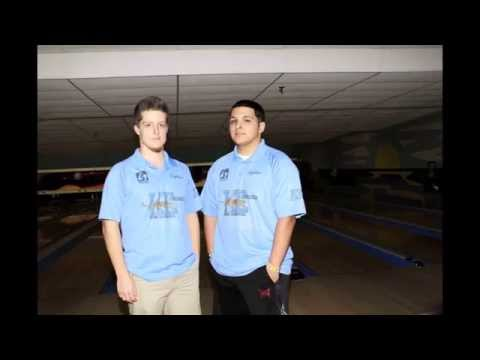 2014-2015 Bowling Team - Kolbe Cathedral High School