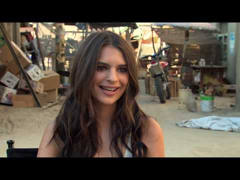 Call Of Duty Advanced Warfare Emily Ratajkowski Interview