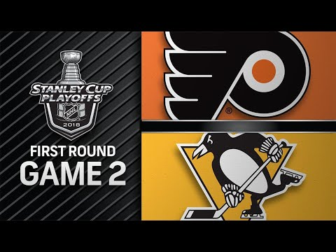 Flyers rebound for 5-1 win in Game 2 to even series