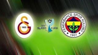 Галатасарай - Фенербахче / Galatasaray - Fenerbahce / ТУРЦИЯ / Суперлига / 23.04.17