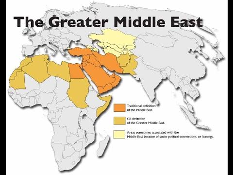TRRS #1110 - Middle East on Shortwave Radio