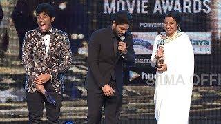 Allu Arjun And Sirish Making Fun Of Each Other