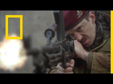 الأيام الأخيرة لحرب هتلر: منطقة قتل النازي | ناشونال جيوغرافيك أبوظبي