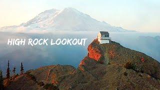 High Rock Hike at Mount Rainier