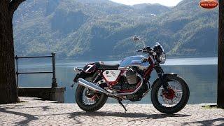 Motoguzzi V7 Racer...A Quick Review