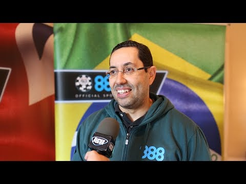 WSOP 2017 - João Monteiro joga o ME por US$ 30