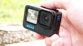 GoPro Hero 10 Black: 5.3K60, 4K120 and even smoother stabilization