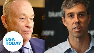 Bill O'Reilly's Twitter attack on Beto O'Rourke backfires | USA TODAY