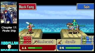 Let's Play GBA Fire Emblem: Chapter 17 -