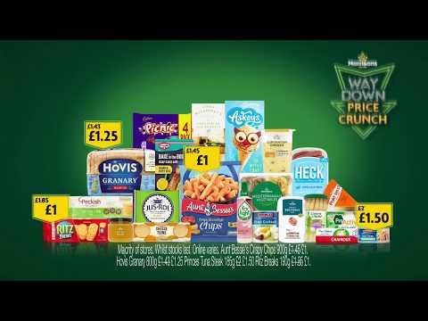 Price Crunch | Morrisons | July 2018