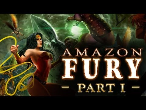 Official Trailer! NEW DLC Amazon Fury Part I Available Now on PS4, PC, and PS3!