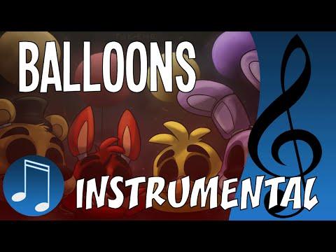 "Instrumental ""BALLOONS"" by MandoPony | Five Nights at Freddy's"