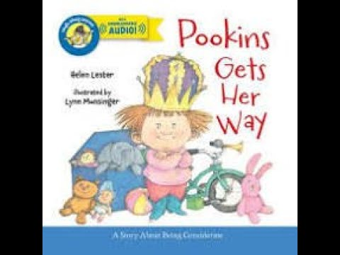 Pookins Gets Her Way – A Story About Being Considerate