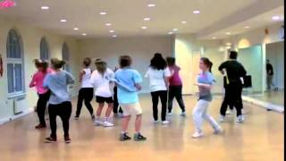 Элементы современного танца