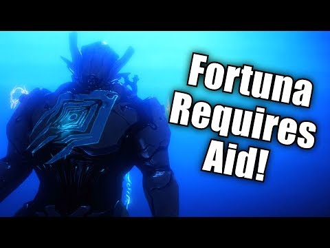 Fortuna Calls For Aid! And Tenno WILL Answer! [Warframe Inspirational Shenanigans] thumbnail