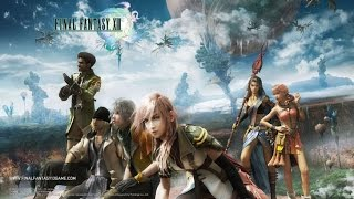 Final Fantasy XIII - PC Gameplay