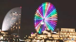 1 Day in TOKYO - YOKOHAMA, JAPAN   Travel Vlog   CARRIE V