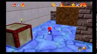 Super Mario 64: Wet-Dry World (Secrets in the Shallow & Sky / Star #79)