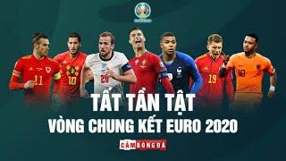 TẤT TẦN TẬT VỀ VÒNG CHUNG KẾT EURO 2020