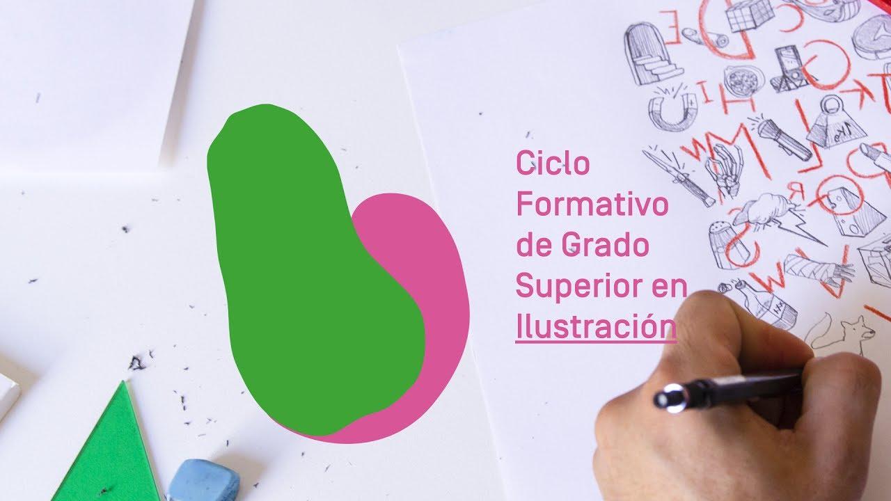 Ilustración Ciclo Formativo De Grado Superior