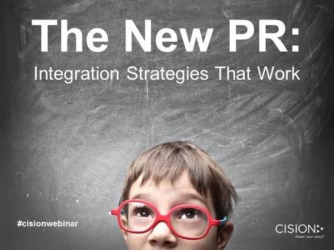 Integrated PR Webinar