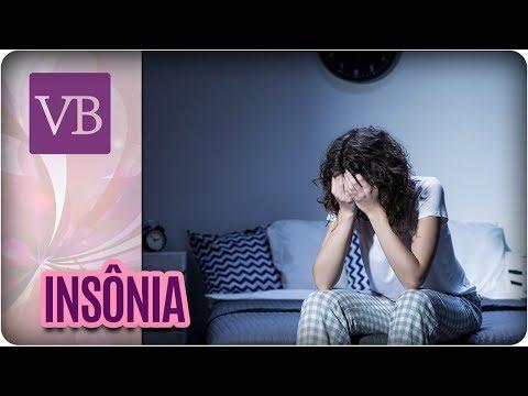 Insônia | Teste: Como você está dormindo? - Você Bonita (20/07/17)