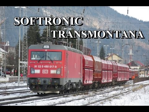 SOFTRONIC Transmontana 480 017 in Predeal station