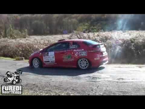 IV. Ózd Rallye 2016 László István-Szabó Gábor