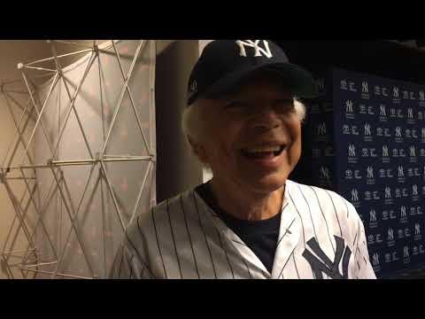 Ralph Lauren on loving Yankees, Joe DiMaggio