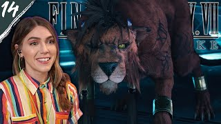 Red XIII Joins The Party! | Final Fantasy 7 Remake Pt. 14 | Marz Plays