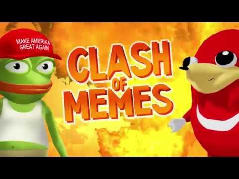 Clash Of Memes: For PC/Laptop/Windows7/8/8.1/10