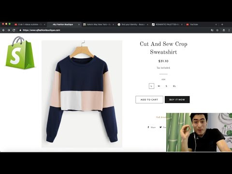 Selling Clothes On Shopify 2019 (3 STORE REVIEWS)
