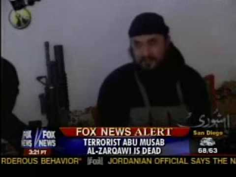 Mike Berg admires Zarqawi.