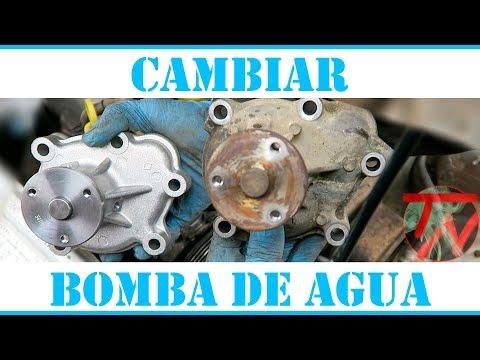 Como cambiar bomba de agua coche 🌊🚙 thumbnail