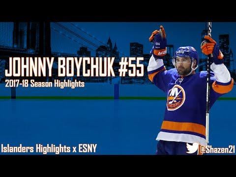 Johnny Boychuk 2017-18 Season Highlights