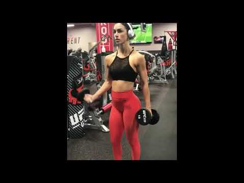ANLLELA SAGRA FEMALE FITNESS MOTIVATION / ФИТНЕС МОТИВАЦИЯ ДЛЯ ДЕВУШЕК ( SEXY FITNESS MOTIVATION)
