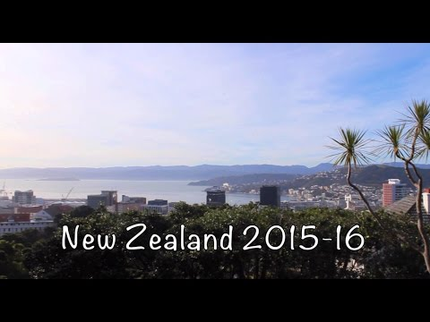 Exchange Semester in New Zealand
