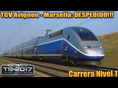 [TS2017] TGV Frances - Despedido!