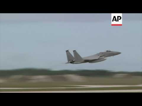 FILE of Guam; NKorea threatens US territory