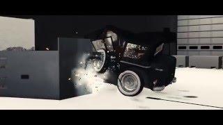 Auriga Heron 1927 Crash Test - BeamNG DRIVE